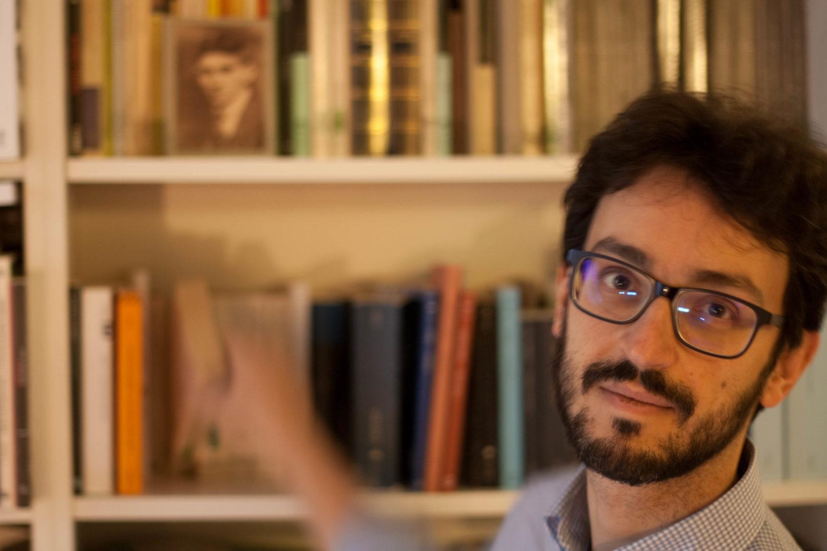 Giorgio Fontana Prima di noi